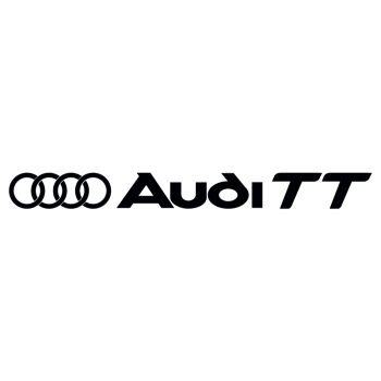 Audi TT Logo Decal