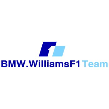 BMW Williams F1 Team Decal