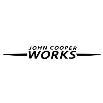 Aufkleber Mini John Cooper Works