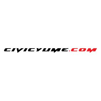 Sticker Civicyume.com