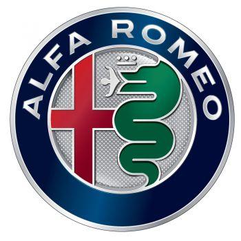 Alfa Romeo Logo 2018 Decal