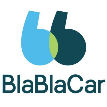 Sticker BlaBlaCar Logo 2018