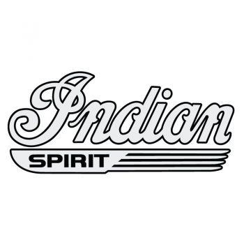 Indian Spirit Logo Decal