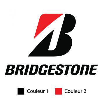 Bridgestone Logo 2018 Decal
