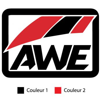 AWE Tuning Logo Decal