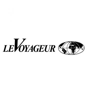 Logo Le Voyageur Decal