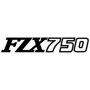 Sticker Yamaha FZX-750