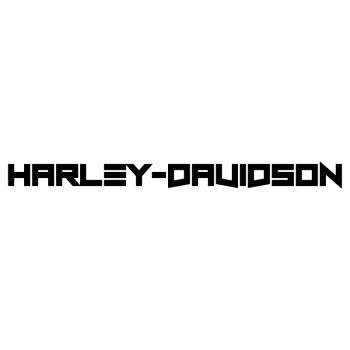Harley-Davidson Motocycle Decal