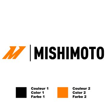 Mishimoto Decal