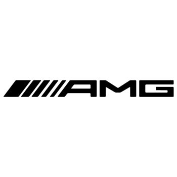 Stickers Mercedes AMG logo 2012
