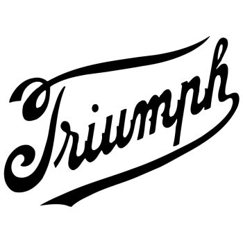 Triumph 1902 Decal