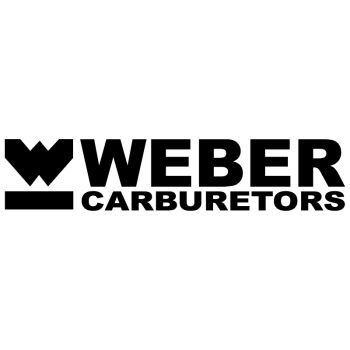 Weber Carburetors Decal