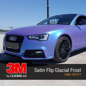 Film Covering Satin Flip Glacial Frost - 3M™
