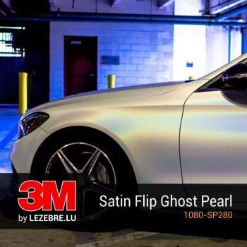 Film Covering Satin Flip Ghost Pearl - 3M™