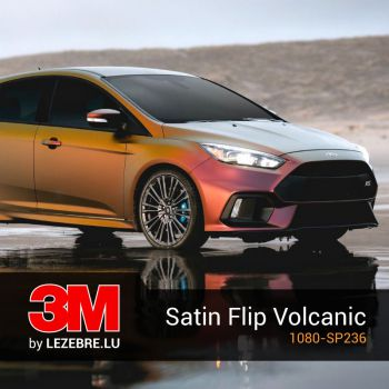 Satin Flip Volcanic - 3M™ Wrap Film