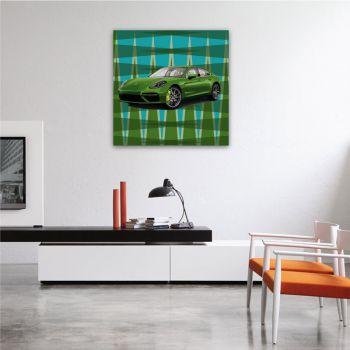 Canvas Porsche Panamera