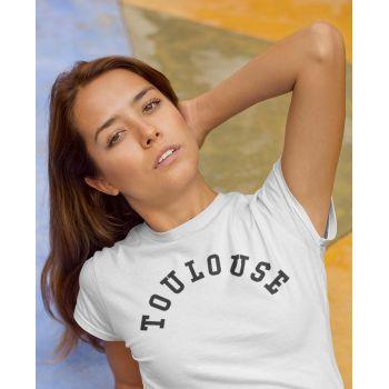 Tee-shirt Toulouse Urbain