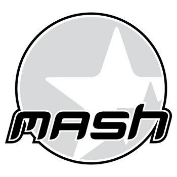Sticker Réservoir Moto Mash Écusson