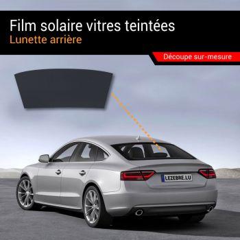 Solar Film Tinted Windows Car - Rear Window Only