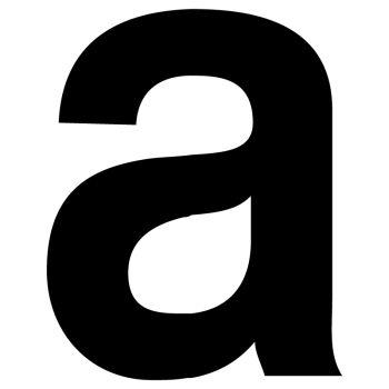 "Aprilia ""a"" Decal"