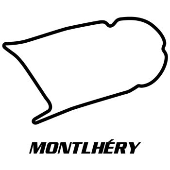 Montlhéry Circuit Decal