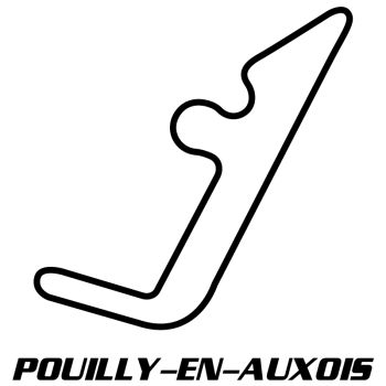 Pouilly-En-Auxois Circuit Decal