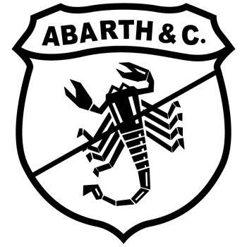 Abarth & C. Old Logo Decal