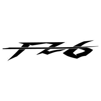 Yamaha FZ6 Aufkleber