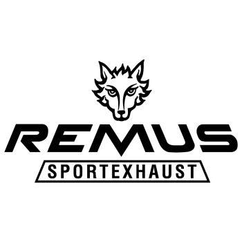 Remus Sportexhaust Aufkleber