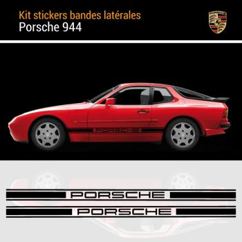 Porsche 944 Strips Decals Set
