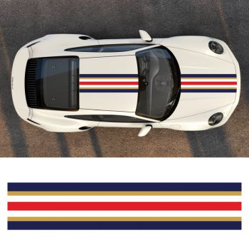 Rothmans Car Strip Decal