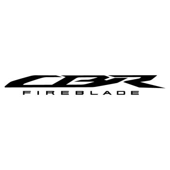 Sticker Honda CBR Fireblade Logo 2020