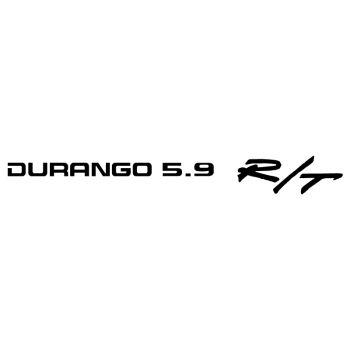 Dodge Durango 5.9 RT Sticker