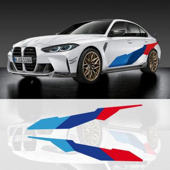 BMW Serie M3 M Performance 2021 Aufkleber