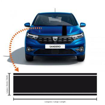 Dacia Sandero 3 Racing Streifen Aufkleber #3