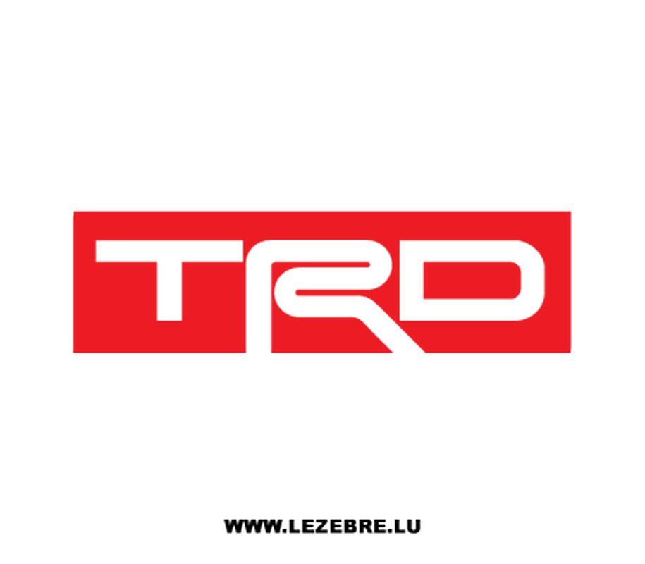 trd logo decal rh lezebre lu trd logo eps trd logo wallpaper