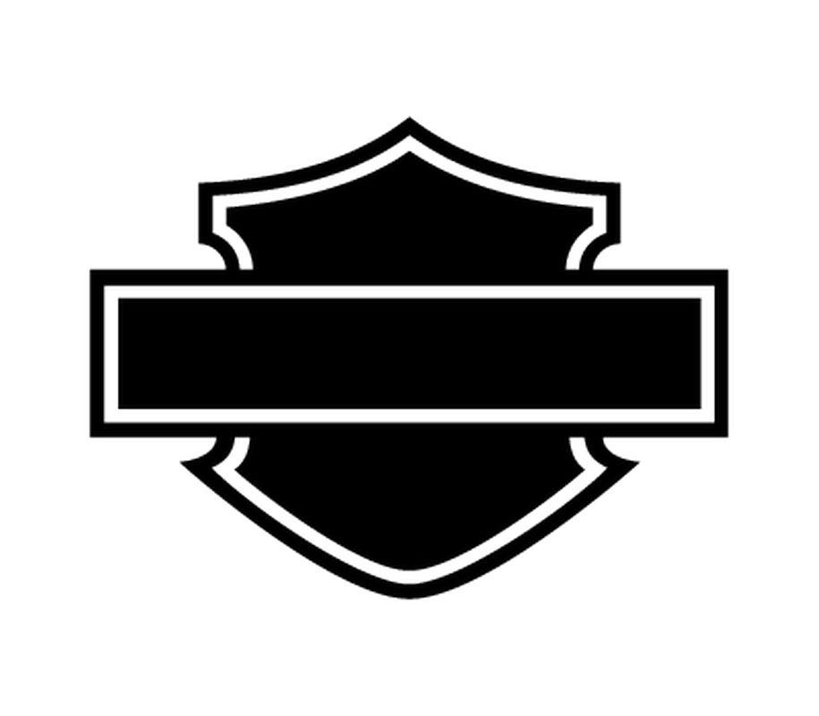 autocollant harley davidson logo silhouette bar and shield rh lezebre lu bar and shield logo vector bar & shield logo mesh jacket