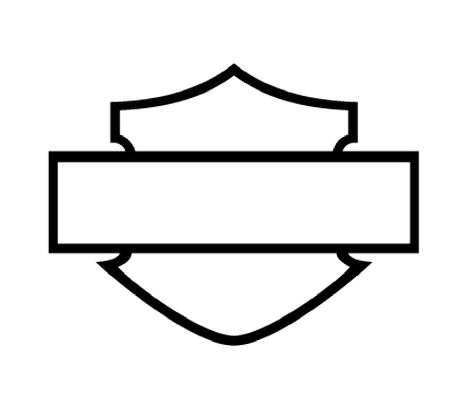 harley davidson logo silhouette decal 2nd model rh lezebre lu harley davidson logo png harley davidson logo font