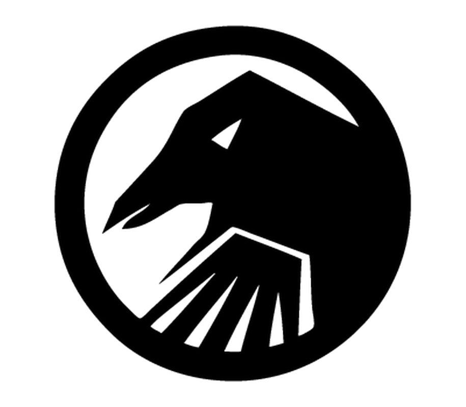 Sticker shadow bmx logo