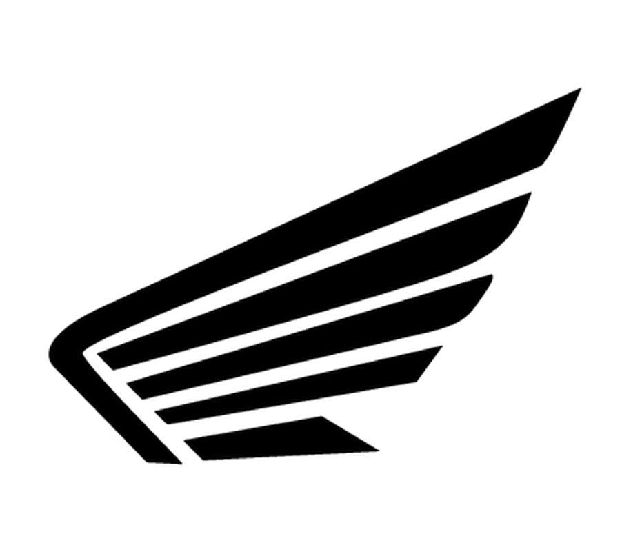 Honda Wing Logo Png Clipart Library